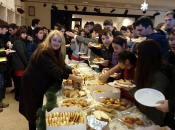 Το Παιδί & Δημιουργία στη Χριστουγεννιάτικη γιορτή των ειδικων σχολειων